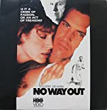 No Way Out LASERDISC