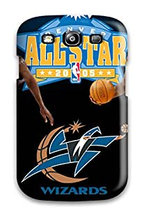 washington wizards nba basketball (3) NBA Sports & Colleges colorful Samsung Galaxy S3 cases LGZWLF22SDB8408P