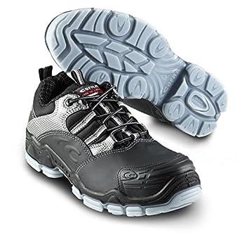 8696cfad Nuevo Cofra Caravaggio para hombres negro/gris S3SRC zapatos de  seguridad botas de