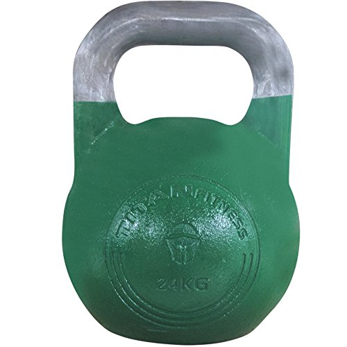 Titan Competition Style Kettlebell – 24 KG