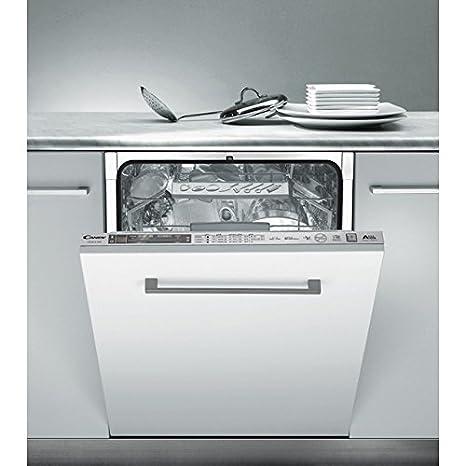Candy CDIM 6766 Totalmente integrado 16cubiertos A+++ lavavajilla ...