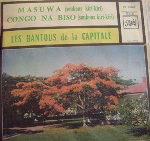 Masuwa, Congo Na Biso -45 rpm Soukous Kiri-Kiri