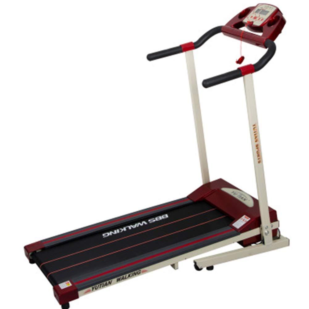 Mini cinta de correr plegable ultrasilenciosa, elevación ...