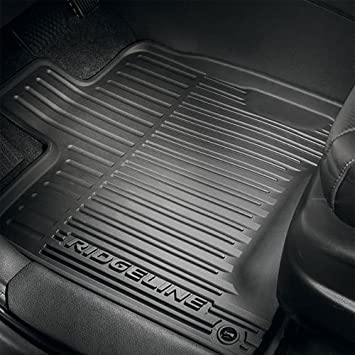 honda ridgeline all season floor mats 08p17t6z100 by honda