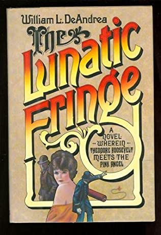 book cover of The Lunatic Fringe