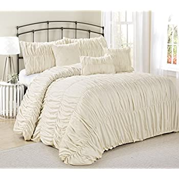 avondale ella pinch reversible set piece manor comforter pleated pleat pin sets