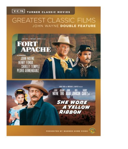 - TCM Fort Apache / She Wore a Yellow Ribbon (DVD) (DBFE)