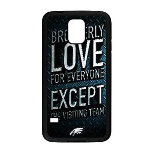 Sexyass Philadelphia Phillies Samsung Galaxy S5 Cases the Philadelphia Eagles, [Black]