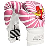 Color:Pink # 6oz Child Boxing Gloves Punch S Review and Comparison
