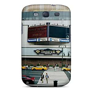 ROXI BaCsN15977nETip Case Cover Skin For Galaxy S3 (new York Madison Square Garden)