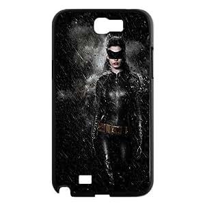 Batman FG0081779 Phone Back Case Customized Art Print Design Hard Shell Protection Samsung Galaxy Note 2 N7100 hjbrhga1544