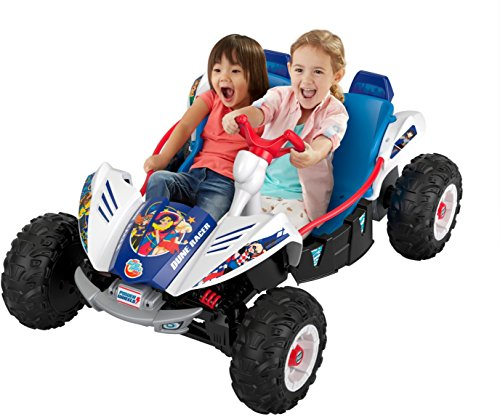 - Power Wheels DC Super Hero Girls Dune Racer