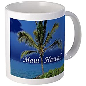 CafePress - Maui Hawaii Mug - Unique Coffee Mug, Coffee Cup