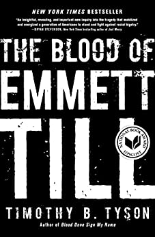 The Blood of Emmett Till by [Tyson, Timothy B.]
