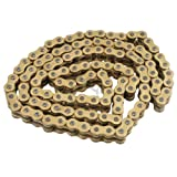TCMT Motorcycle 428 Oil-Sealed O-Ring Drive Chain 428 Pitch x 136 Links For KTM KX85 SMALLWHEELS 2001 2002 2003 2004 2005 2006 2007 2008 2009 2010