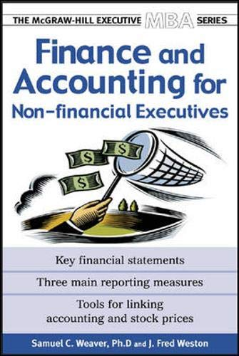 Finance & Accounting for Non-Financial Managers (Finance & Accounting For Non Financial Managers)