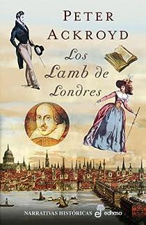 Los Lamb de Londres par Ackroyd