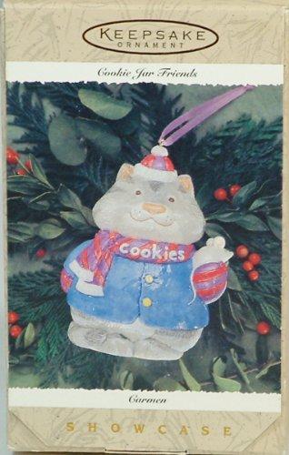 Hallmark Cookie Jar Friends Carmen Ornament ()