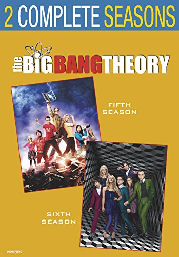 Big Bang Theory:Seasons 5 & 6 (Big Bang Theory Season 7 Dvd)