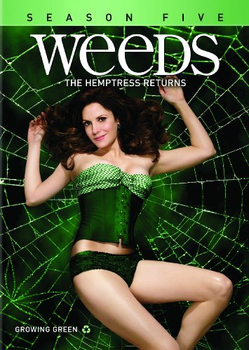 Weeds: The Complete Fifth Season [DVD] (2010) Mary-Louise Parker; Justin Kirk