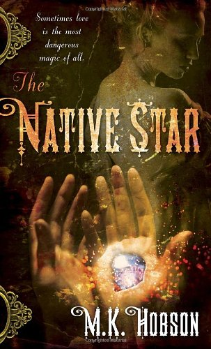 book cover of The Native Star