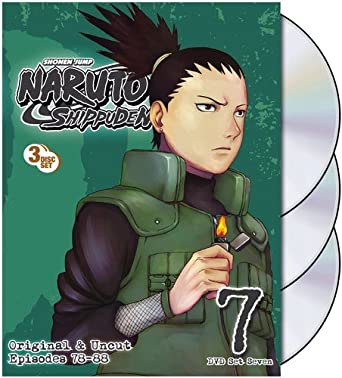 Amazon com: Naruto Shippuden: Set Seven: Various: Movies & TV