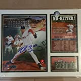 CLAY BUCHHOLTZ BOSTON RED SOX MLB AUTHENTICATED SIGNED MATTED NO-HITTER 11x14 - Autographed MLB Photos