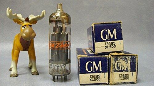 13GB5 / XL500 GM Delco Vacuum Tubes Lot of ()