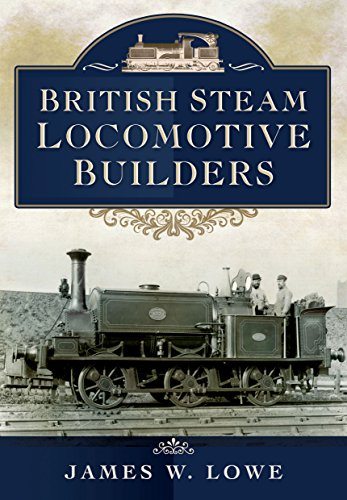 - British Steam Locomotive Builders