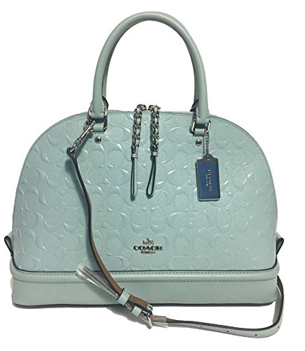 Coach Pink Patent Leather Bag - 2