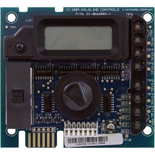 Hayward GLX-PCB-DSP Aqua-Rite PCB Display (Rite Parts)
