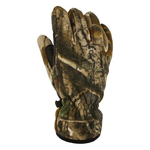 Carhartt Men's Fleece Work And Hunting Glove, Ap Grey, ()