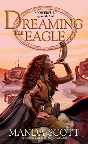 Dreaming the Eagle (Boudica) cover