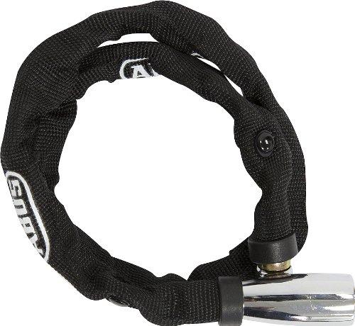 Abus Chain 1500 Lock, Black, 110cm