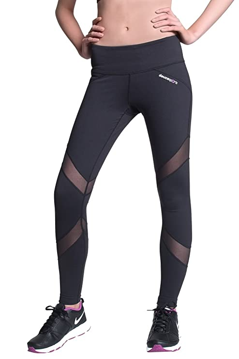 buy online release info on crazy price deuce sports Star Femme Leggings Yoga Exercises Aptitude Gym Course Jogging  Tennis Squash Netball Volley-Ball Football.