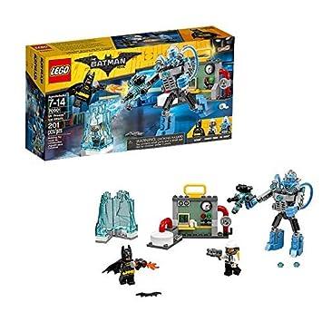 Mr 70901 Freeze Lego Super Heroes Figur