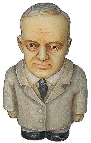 "Harmony Kingdom - Harmony Ball - Pot Bellys ""Calvin Coolidge"" President Figurine"