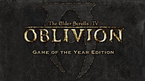 The Elder Scrolls IV: Oblivion Game of the Year [Online Game Code]