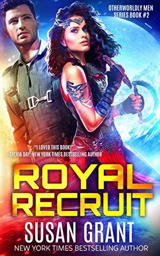 Royal Recruit (OtherWorldly Men Book 2)
