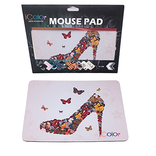 butterfly-shoes-waterproof-anti-slip-mouse-pad-mice-pad-mat-mousepad-for-optical-laser-mouse