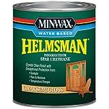 Minwax 630510444 Water Based Helmsman Spar Urethane, quart, Semi-Gloss
