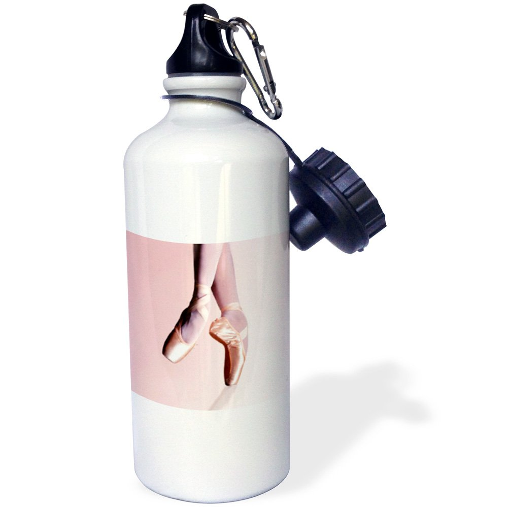 3dRose wb/_1278/_1Birthday Girl Sports Water Bottle White 21 oz