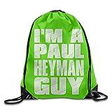 Kim Paul Man Unisex Backpack Brand New