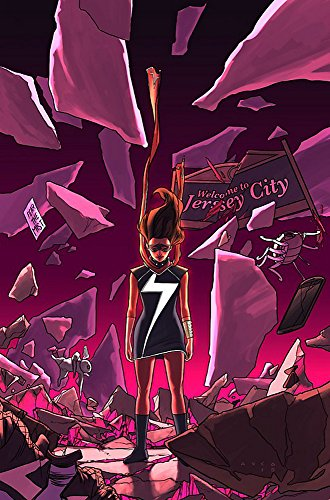 Ms. Marvel Vol. 4: Last Days -