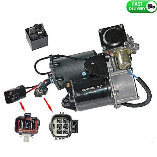 Air Suspension Compressor Pump LR015303 For Range Rover LR3 2005-2009#LR023964