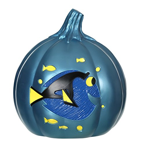 Disney Finding Dory Light Up Pumpkin (Halloween Cutouts For Pumpkin Carving)