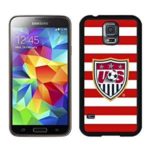 High Quality Samsung Galaxy S5 I9600 Case ,Cool And Fantastic Designed Case With USA Soccer 7 Black Samsung Galaxy S5 I9600 Cover