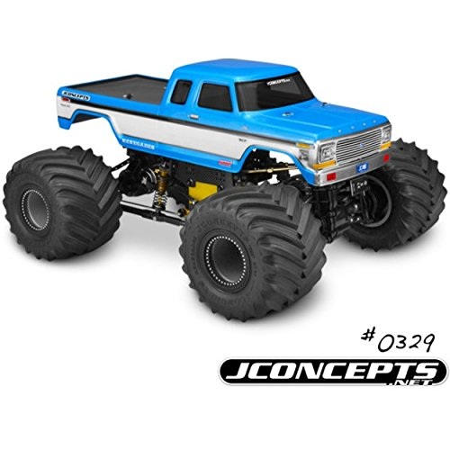J Concepts 0329 1979 Ford F-250 SuperCab Monster Truck Body