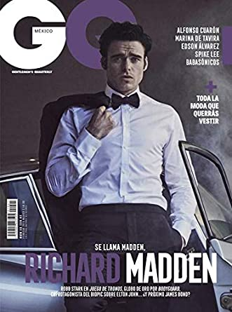 GQ Mexico February 1, 2019 issue