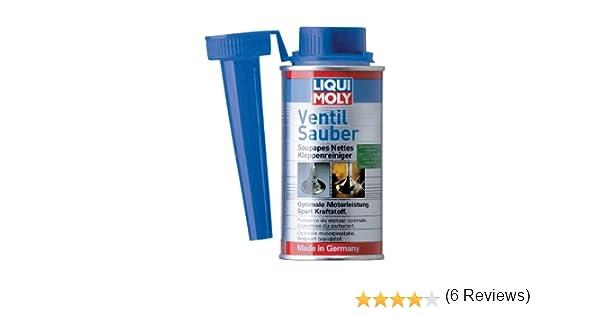 Liqui Moly 1014 para Limpieza de válvula, 150ml